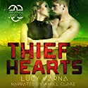 Thief of Hearts: A Novella of the Pruxnae Audiobook by Lucy Varna Narrated by Angel Clark