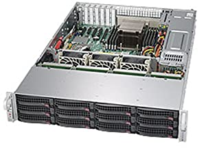 Supermicro SuperStorage Server - Rack-mountable - 2U - 2-way - RAM 0 MB - SAS - Hot-swap 3.5