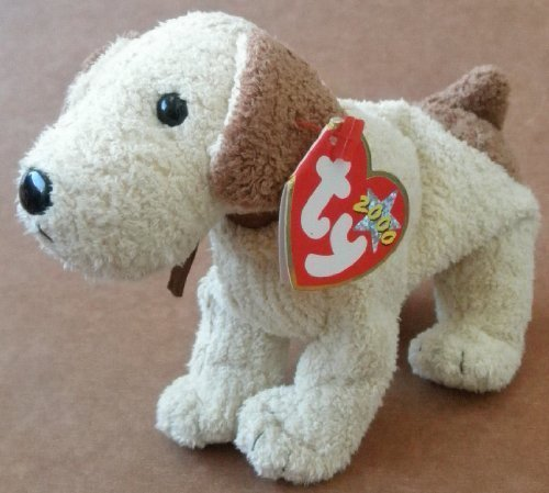 TY Beanie Babies Rufus the Dog Plush Toy Stuffed Animal from Unknown