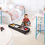 Aomeiqi Underbed Shoe Storage Under Bed Shoes
