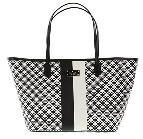 Kate Spade Penn Place Small Margareta Handbag Shopper Purse in Black (001) ()