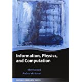 Information, Physics, and Computation