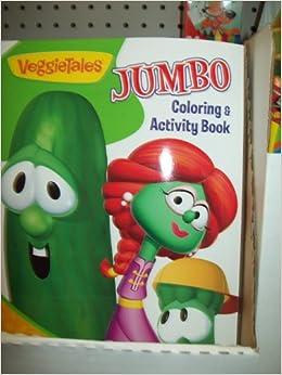 Veggietales Coloring and Activity Book: BENDON: 9781614055884 ...
