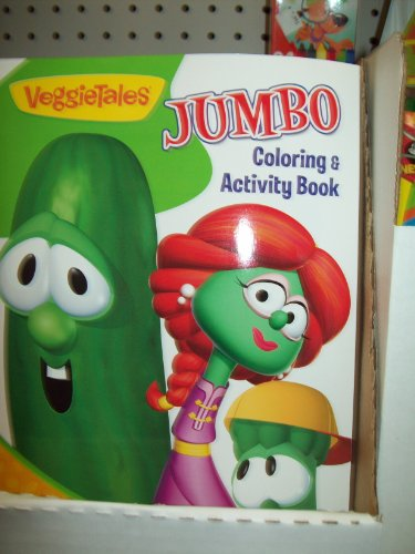 Veggietales Coloring and Activity Book Veggietales Coloring Book