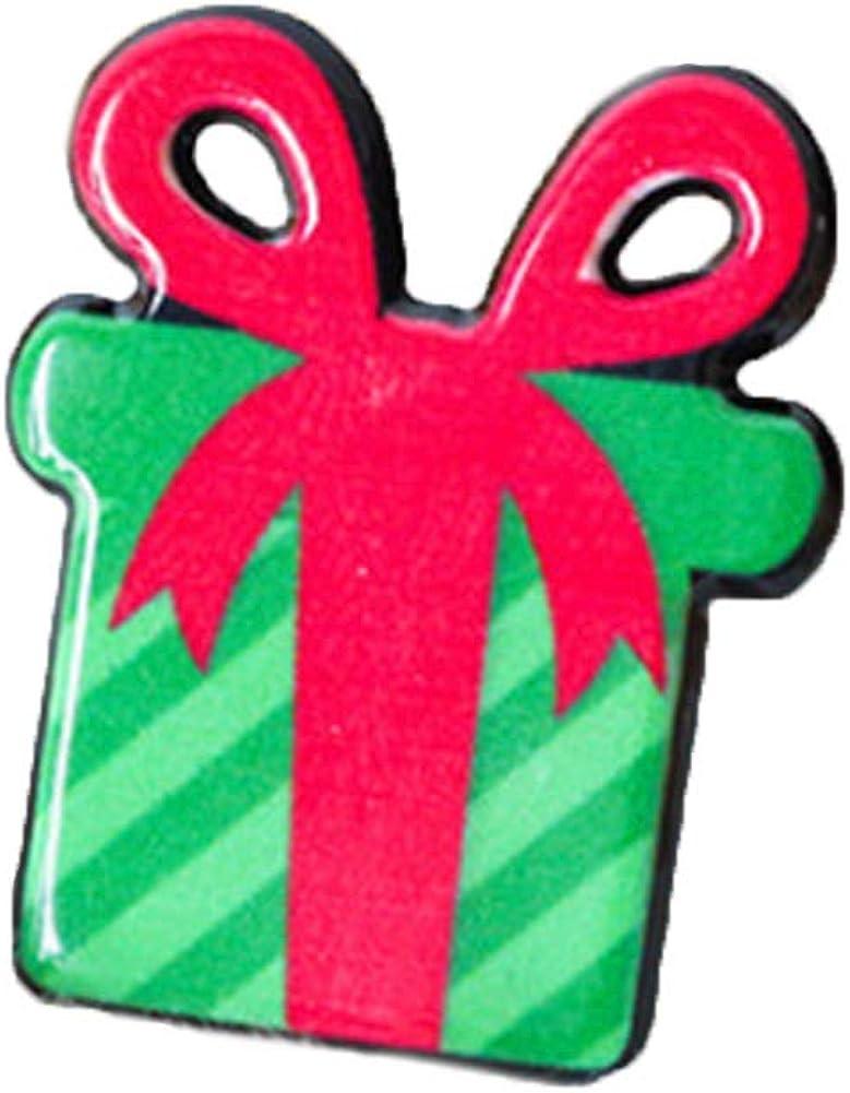 Christmas Brooch Pins Broches de th/ème de No/ël Mignonnes pour Le Jour de No/ël ou Une f/ête Vi.yo