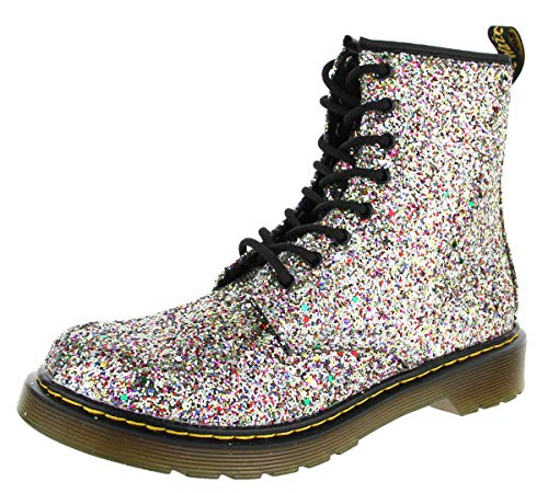 Dr. Martens Kid's Collection Girl's 1460 Glitter (Big Kid)