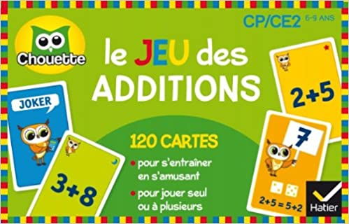 Amazonfr Le Jeu Des Additions Lucie Domergue Muriel Iribarne