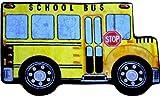 LA Rug School Bus Rug 31''x47''