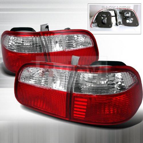 00 Honda Civic 4dr Tail - 1
