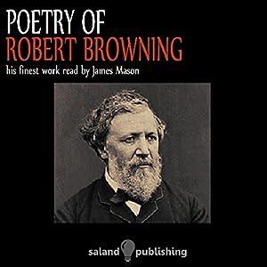 Poetry Of Robert Browning Audiobook