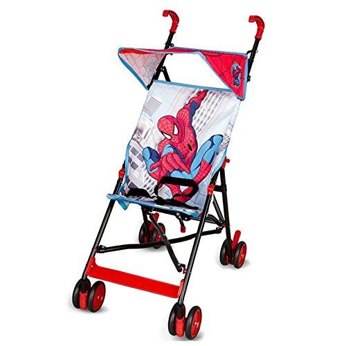 Marvel Spiderman Umbrella Stroller by Delta Children's Products (Image #1)