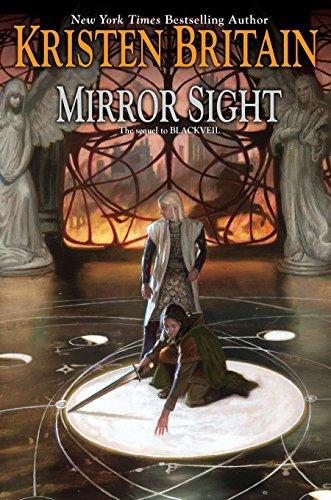 Green Rider Series - Mirror Sight (Green Rider)