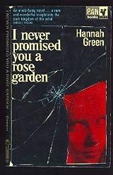 i never promised you a rose garden novel