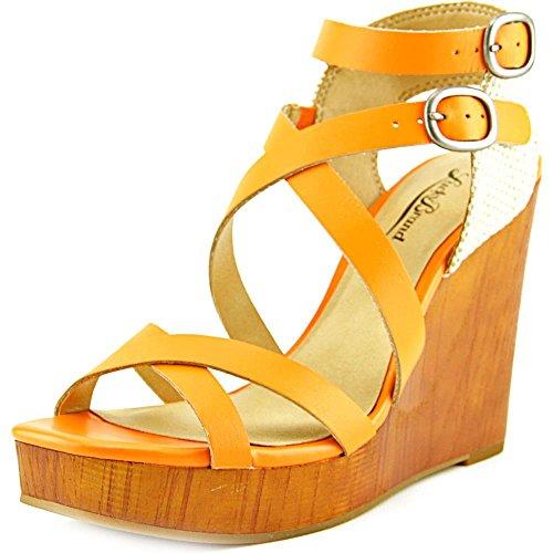 Lucky Brand - Sandalias de vestir para mujer Marigold