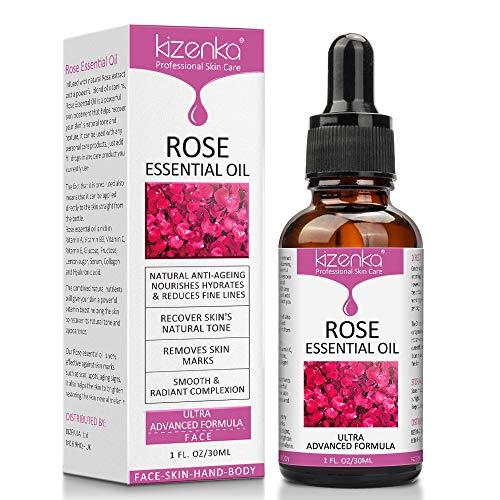 🥇 ¡Aceite esencial de rosa