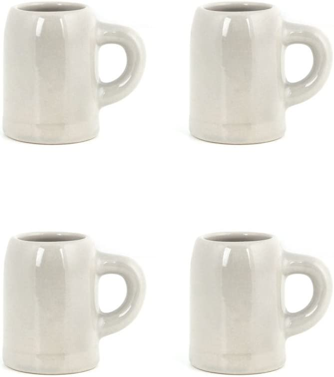 Kikkerland ora taza de té claro Conjunto de 2