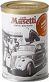 Musetti(ムセッティー) ロッサ コーヒーパウダー (挽き豆) 極細挽き 125 g缶