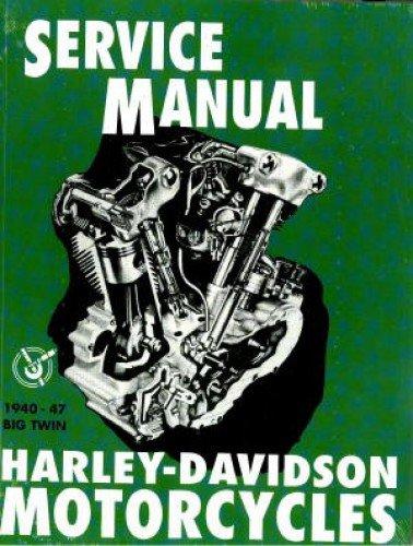 1946 Harley Davidson - 3