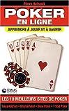 Sports Et Loisirs Best Deals - Poker en ligne Apprendre à jouer et à gagner