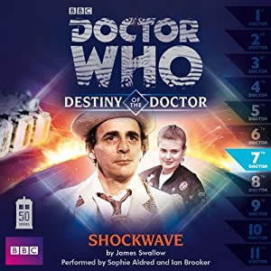 Doctor Who Audio Adventures (Sampler Album) Hörbuch
