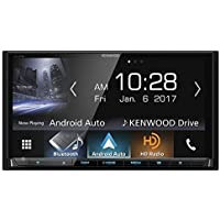 Kenwood Excelon DDX9904S In-Dash DVD Receiver with Apple CarPlay & Android Auto
