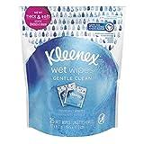 Kleenex Gentle Clean Wet Wipes, 25 Wipes