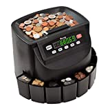 Cassida C200CAD Canadian Coin Counter/Sorter/Roller