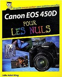 Canon EOS 450D pour les Nuls