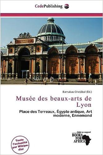 Livre gratuits en ligne Mus E Des Beaux-Arts de Lyon pdf, epub ebook