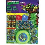 TMNT 48-Piece Favor Pack, Party Favor