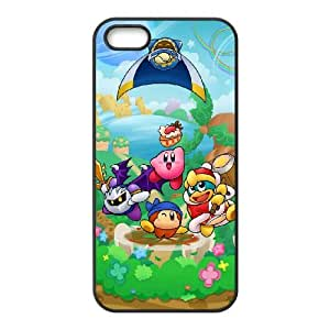 Kirby iPhone 5 5s Cell Phone Case Black yyfabd-250156