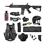 Valken Tactical Valken Battle Machine Mod-M Storm Trooper Airsoft Rifle Package