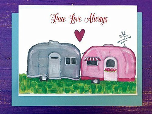 (True Love Always trailer greeting card)