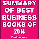 Summary of Best Business Books of 2014 |  FastKnowledge