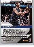 2018-19 Prizm Mosaic Basketball #24 Dirk Nowitzki