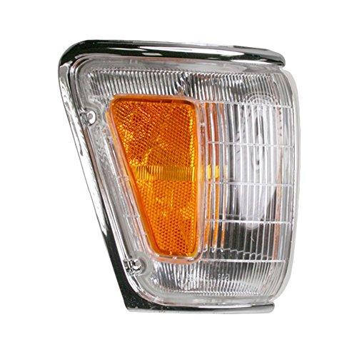 Chrome Corner Light RH Right for 89-91 Toyota PU 90-91 4Runner