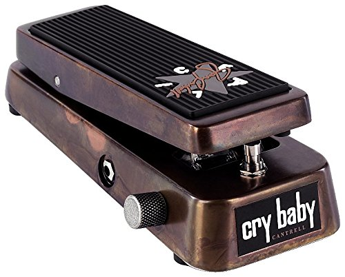 Jim Dunlop JC95 Jerry Cantrell Wah