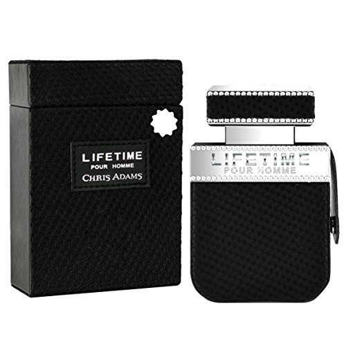 New Lifetime Eau De Parfum Pour Homme By Chris Adams 80ml for Men