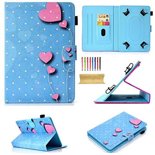 Uliking Universal 7.5-8.5 inch Tablet Stand Cover Case for 7