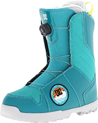 DC Men's Scout 13 Snow Boot,Green,5 M US