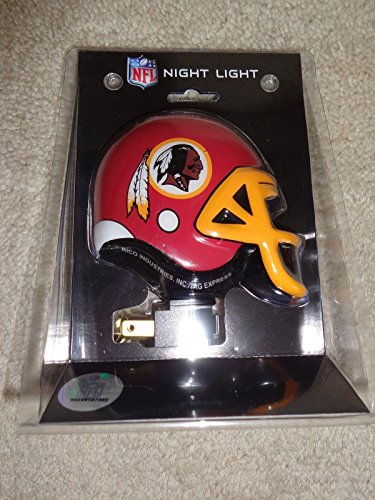 Washington Redskins Helmet Lamps Price Compare