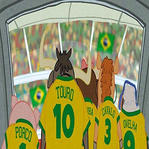 Amazon.com: Copa do Mundo da Vaquinha: Turma da Vaquinha