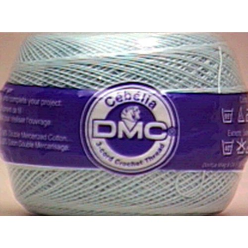 Brand New Cebelia Crochet Cotton Size 30-Sea Mist Blue Brand New by M1N4B5