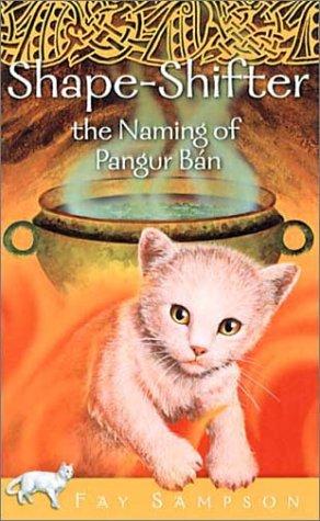 Shape-Shifter: The Naming of Pangur Ban (Pangur Ban Series)