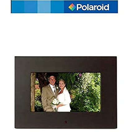 Amazoncom Polaroid 7 Digital Picture Frame Computers Accessories
