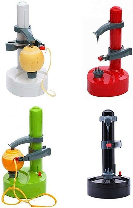 Compra Peladora eléctrica Peladora de Manzana giratoria automática ...