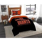 The Northwest Co mpany MLB San Francisco Giants Grandslam 2-piece Twin Comforter Set