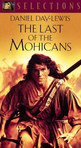 Last Of Mohicans Vhs Import Usa Daniel Day Lewis Madeleine Stowe Russell Means Eric Schweig Jodhi May Steven Waddington Wes Studi Maurice Roeves Patrice Chereau Edward Blatchford Terry Kinney Tracey Ellis Michael Mann Daniel Born on the 19th june, 1967, inuvik, canada filmography 1990 : amazon