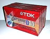 TDK Superior Normal Bias D90 IEC I / Type I For