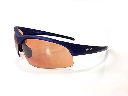 Amazon.com: Maxx Stingray – HD anteojos de sol, Azul, M ...